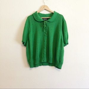 Collectif Retro Carly Sweater